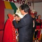Gemeenteprins en Jubileumprins Mariejos I (Ploemen)