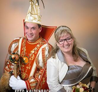 Prins Maikel I en Prinses Myrthe