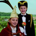 Jeugdprins Timo en Minister Niek nieuwe jeugdhoogheden