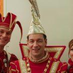 Prins Peter I, Prinses Monika en Hofnar Martijn nieuwe hoogheden