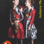 Jeugdprinses Maud I & Hofdame Yfke nieuwe jeugdhoogheden